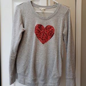 H&M Maternity sweatshirt